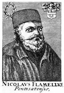 alchimistul Nicolas Flamel