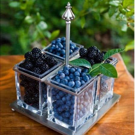 afine fructe bogate in fier