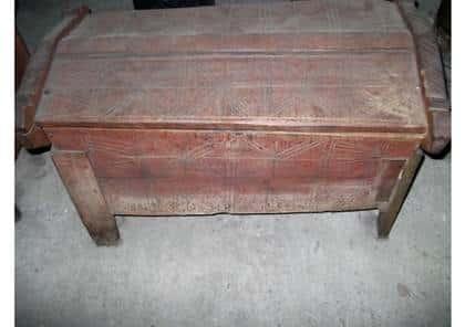 Lada de zestre din Bihor