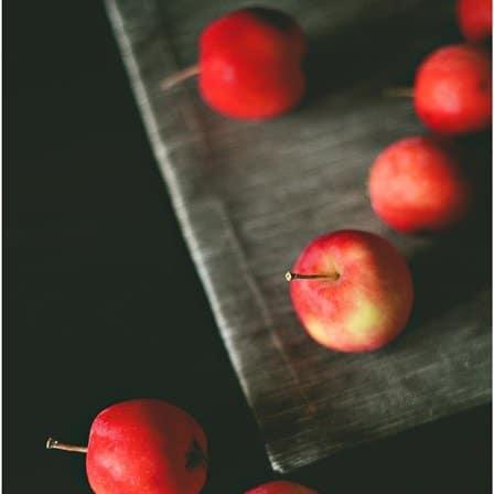 mere fructe bogate in fier