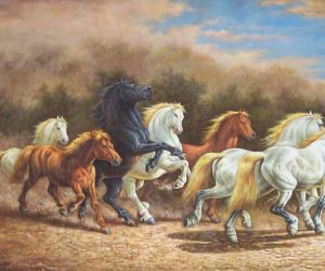 Cadouri feng shui tablouri cu cai
