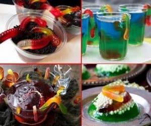 Idei creative de mancare pentru petreceri Halloween 3