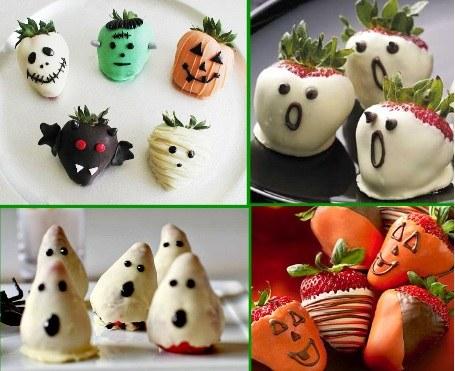 Idei creative de mancare pentru petreceri Halloween 5