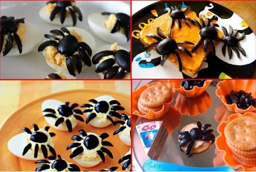 Idei creative de mancare pentru petreceri Halloween 8