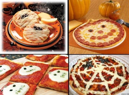 pizza petreceri halloween