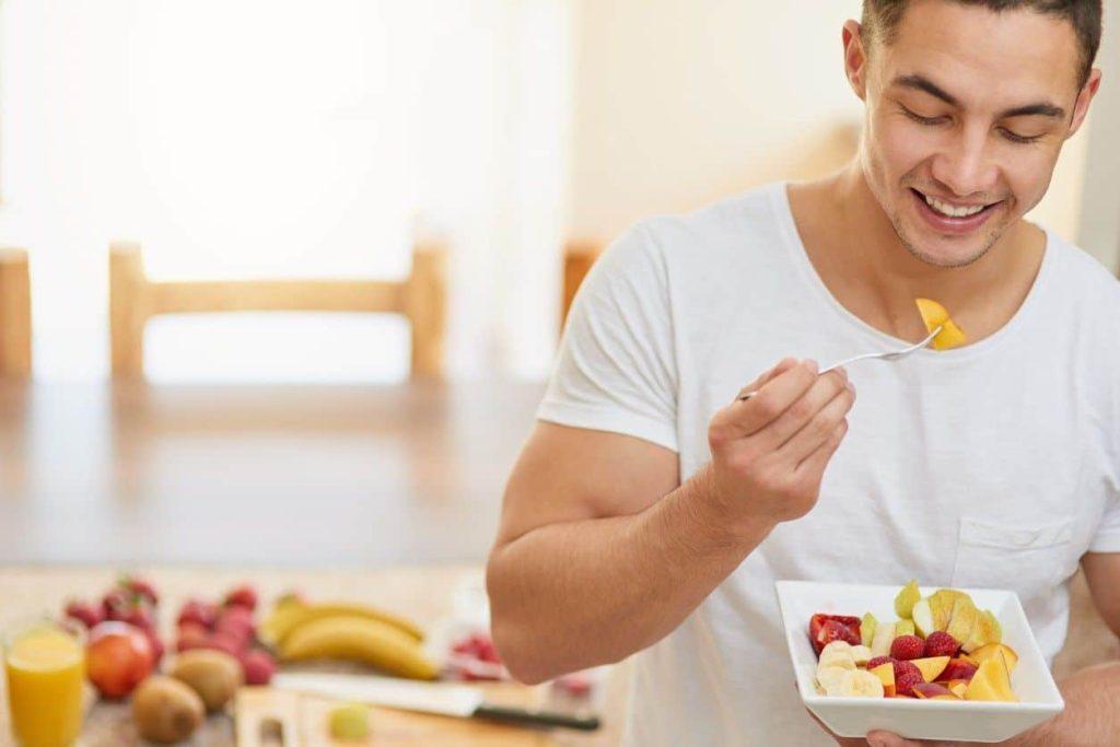 Fructele în alimentația sportivilor