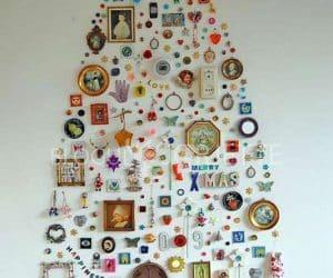 idei-brad-de-craciun-tablouri-si-obiecte-pe-perete