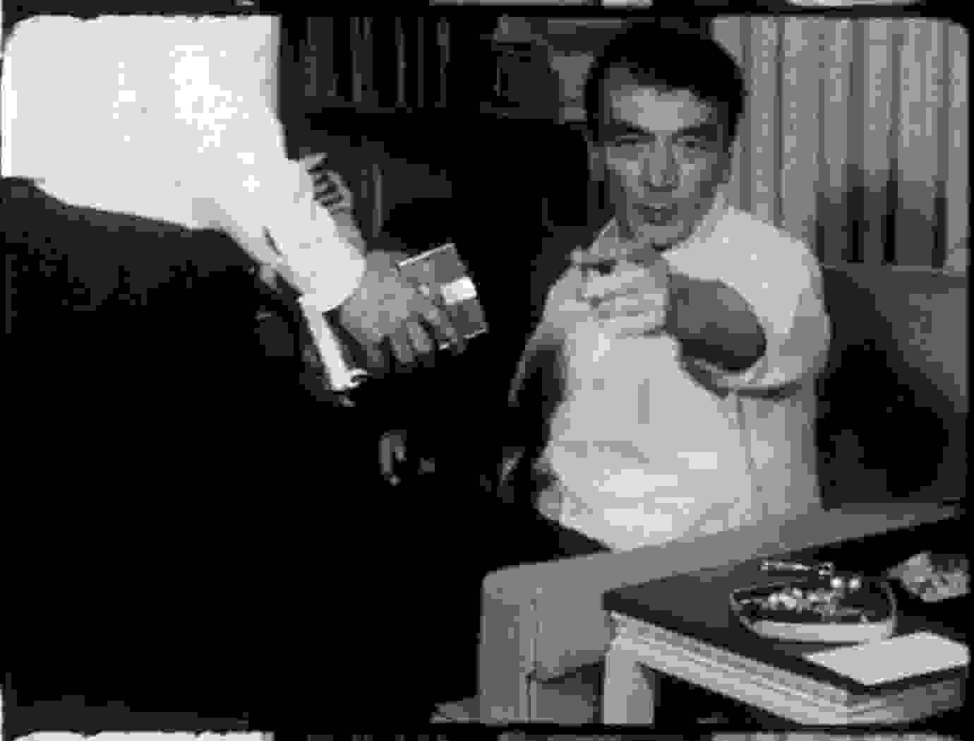 Imaginea thumbnail despre Fotografii paranormale transcendentale – Imagini din minte cu Ted Serios