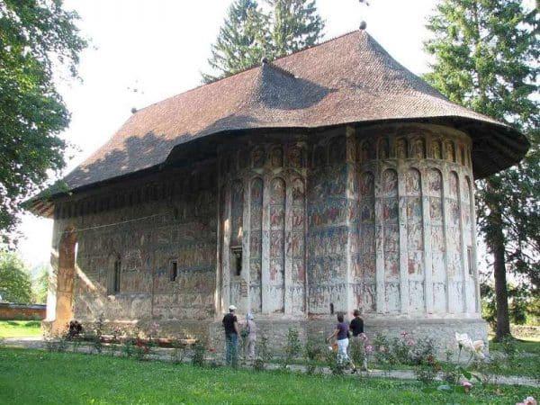 manastiri din Moldova și Bucovina Manastirea Humor