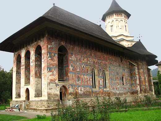 manastiri din Moldova și Bucovina - manastirea Moldovita