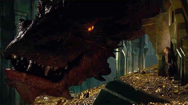 Smaug-si-Bilbo