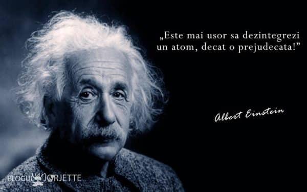 citate celebre Albert Einstein