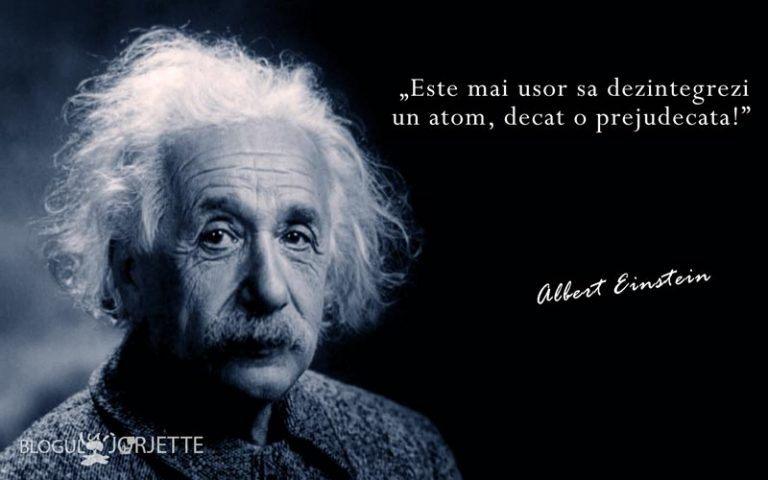 citate psihologice celebre Albert Einstein