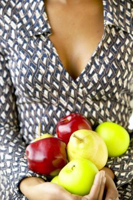 fructe si legume pentru marirea sanilor