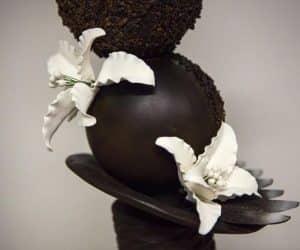Mari bucatari ai lumii - sculpturi de ciocolata 2