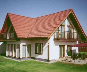 model din italia casa pe structura de lemn