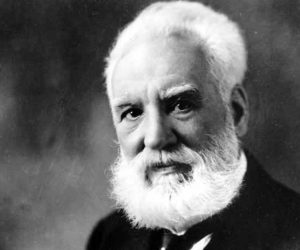Alexander Graham Bell - fost presedinte la National Geographic 1