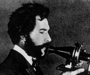 Alexander Graham Bell - fost presedinte la National Geographic 2