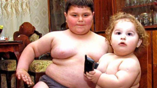 Obezitatea copilului predispune la obezitate un adult din 2 1