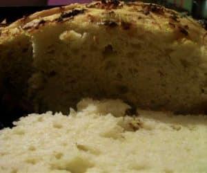 paine cu masline