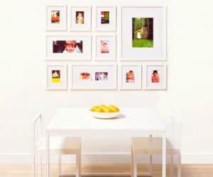 arta fotografii inramate pe perete