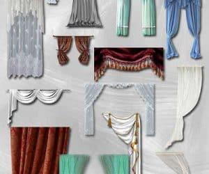 cum sa decorezi geamurile - idei de prindere pentru perdele si draperii