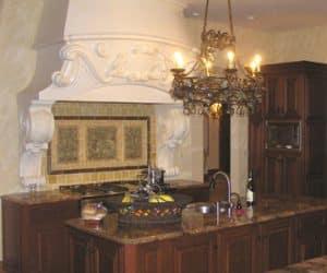 design clasic pentru bucatarie