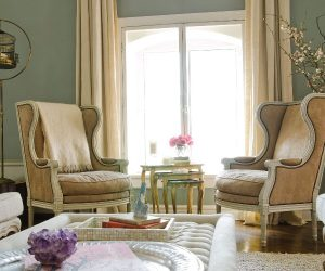 design interior clasic traditional cu obiecte vechi