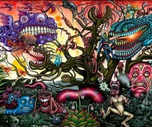 De la cornul secarei la LSD si arta psihedelica 3