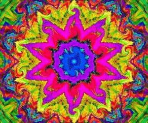 De la cornul secarei la LSD si arta psihedelica 7