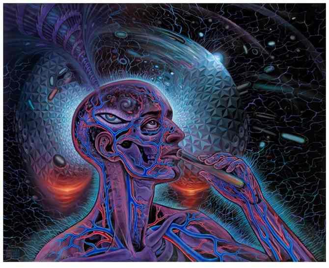 De la cornul secarei la LSD si arta psihedelica 9