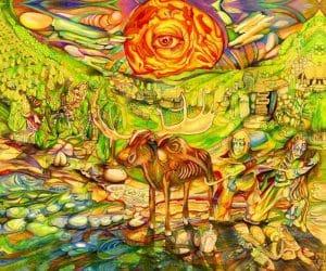 De la cornul secarei la LSD si arta psihedelica 14