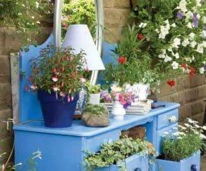 DIY decoratiuni de gradina