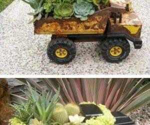 DIY decoratiuni florale de gradina
