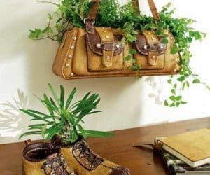 DIY geanta pentru flori