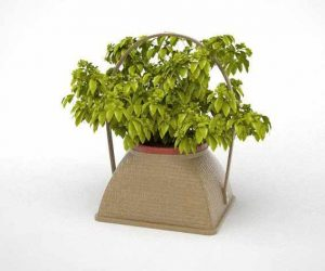 DIY ghiveci pentru flori