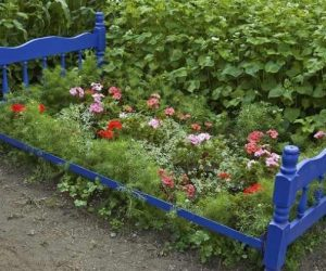 DIY pat de flori