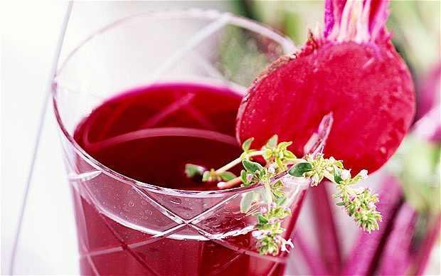 Imaginea thumbnail despre Sucul de sfecla rosie si proprietatile sale de vindecare