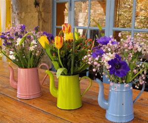 DIY vaze pentru flori