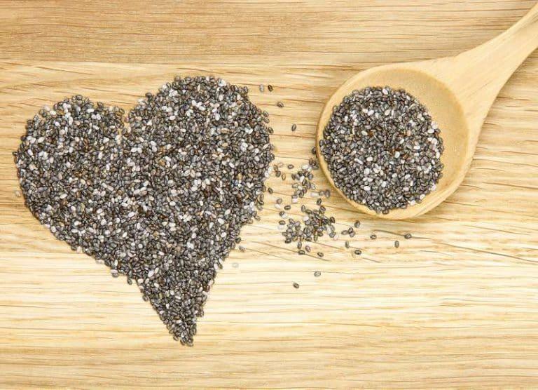 semintele de chia pentru o viata sanatoasa