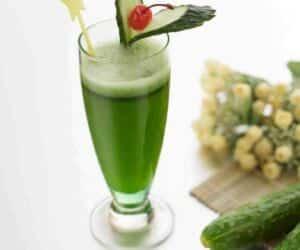 Imaginea thumbnail despre Sucul de castraveti detoxifica ~ Dieta cu castravete si lamaie