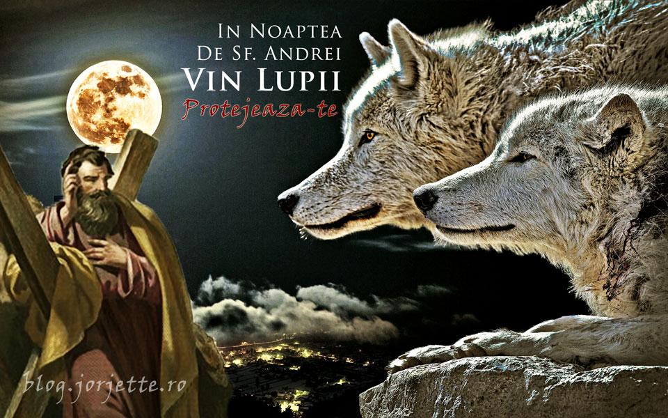 Sfantul Andrei - Traditii si obiceiuri romanesti in noaptea de Sfantului Andrei 29-30 noiembrie