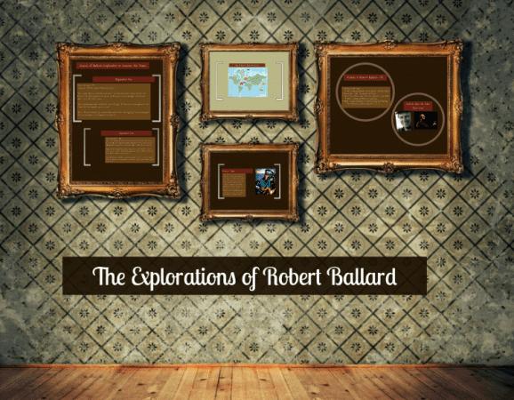 Explorarile lui Robert Ballard