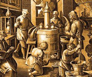 Istoria distilarii