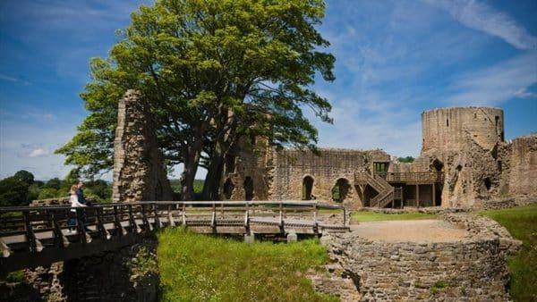 Castelul Barnard Marea britanie