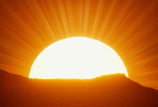 Soarele vindeca