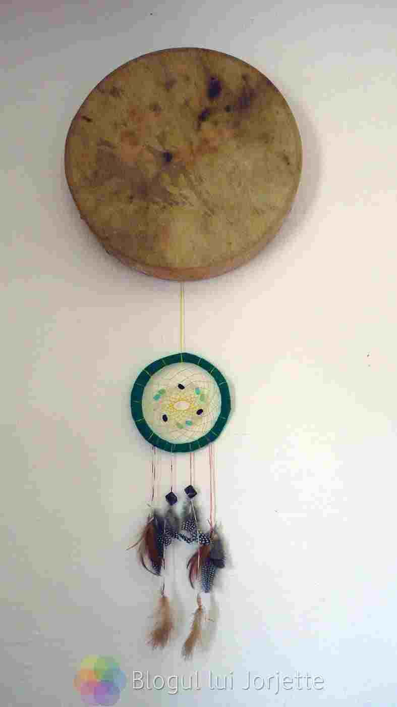 Toba si dream catcher