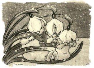 Ilustratii cu ghicei 1928