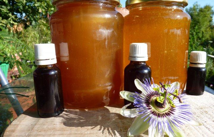 Miere de albine si propolis