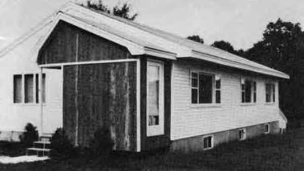 Casa super izolata - Wayne Schick - USA 1976
